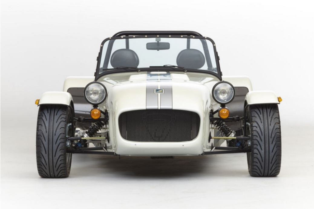 gamme route caterham