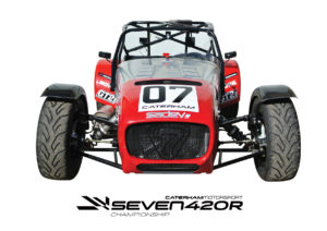 Caterham 420R Cup Face