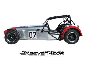 Caterham 420R Cup Profil