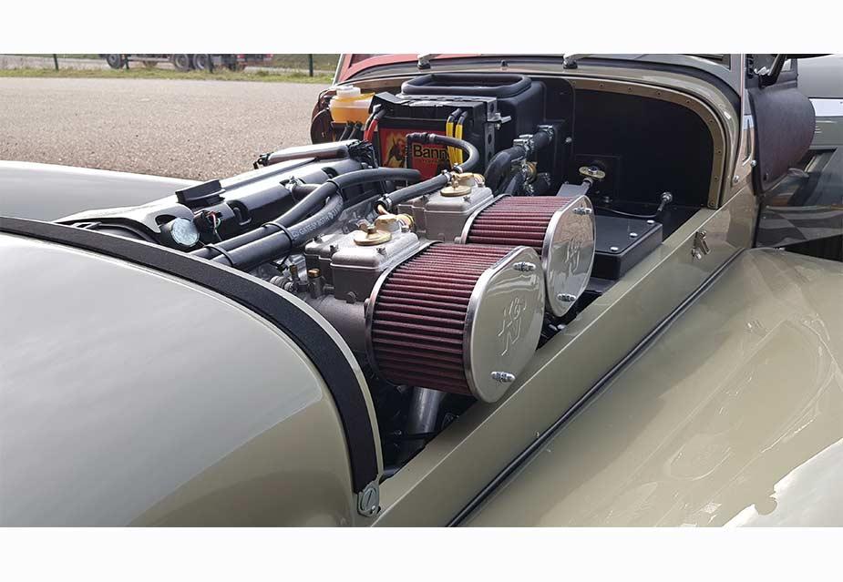 Caterham Super Seven 1600 moteur